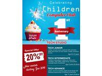 Computer Club For Children - Coding & Technology Workshop