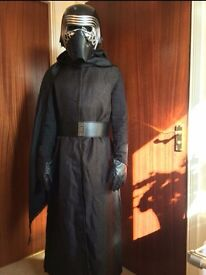 Cosplay Kylo Ren outfit.