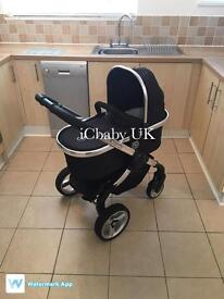 Icandy Peach 2 with peach 1 seat