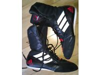 women's adidas boxing trainers