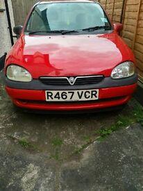 Vauxhall Corsa 1.3L