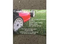 Copeland Garden services