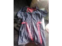 New Joe Browns Denim Summer Dress - Size 22