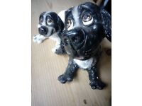 pets with personality cocker spaniel dog ornament
