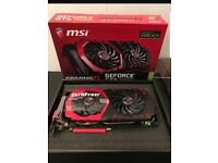 Nvidia Msi 1080 GTX