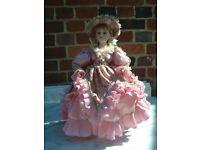 Fine porcelain doll