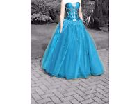 Prom Dress/Gown - also suitable for Wedding / Bridesmaid Dress