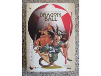Akira Toriyama, Dragon Ball, Artbook, 207 pages, hard cover with glossy paper sleeve