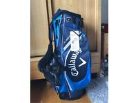 Brand New Callaway X series stand bag