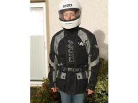 AKITO MOTORCYCLE JACKET