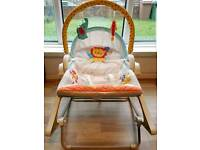 FISHER PRICE 3 in 1 Musical Baby swing