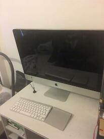 Apple imac 27 inch i5 mid 2011 amd graphics with magic mouse