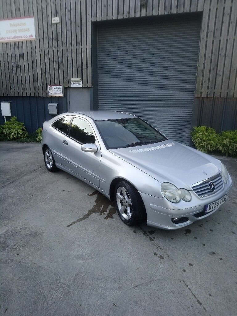 Mercedes C220 Cdi 2005 Superb Condition 125000 Less Than 10000 A Year