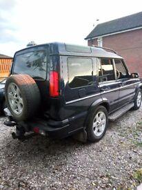 Land Rover Td5 Auto