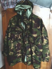 Army Camouflage Jacket (waterproof)
