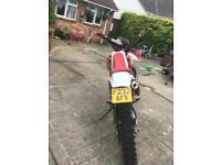 Honda crm 250 2