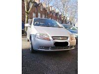 Chevrolet Kalos 1.4 SX - Silver 2007