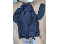 Craghoppers size 12 jacket black free