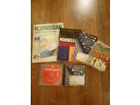 Teach yourself Norwegian language books and CDs
