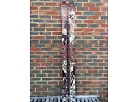 Armada AR7 181cms twin tip park / all mountain freestyle skis