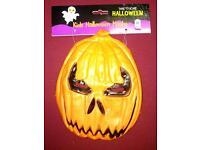 Kids Halloween Pumpkin Mask