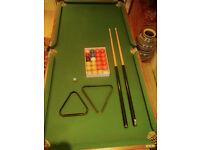 Junior Pool Table BCE Le Club