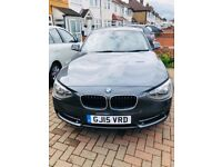 2015 BMW 1 SERIES 116d 2.0 Diesel Efficient Dynamics 5dr Manual