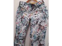 NIKE XS women's Salopettes Trousers