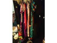 Asian women's dresses - size 12 -14