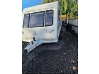 Compass Omega 482 2008 2 berth large end washroom