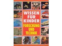 Wissen für Kinder - Forschung und Technik - Hamburg - Tonndorf Vorschau