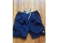 Men's stone island summer shorts-(New with Tags)