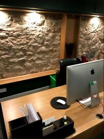 Office Space Co-Working To Let in The City Centre of Edinburgh EH1 £330