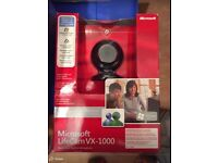 Web cam boxed new