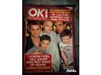 Jade Goody collectible magazines