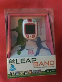 Leapfrog leap band - Pink