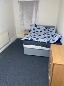 Double room including bills for single occupancy or couples including bills