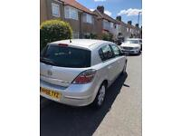 Vauxhall Astra Automatic Sports 2007 fully leather interior 1 Year Mot & very Low Mileage