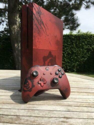 Xbox one specially edition /2Tb NIEUW