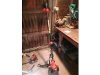 Tanaka TBC 4228 STRIMMER Brush Cutter