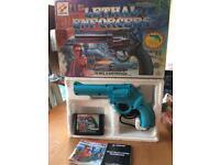 Lethal Enforcer Gun & Game Sega Megadrive