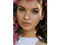 Experienced Bridal and Fashion Makeup artist offers 30% off for Bridal makeup .