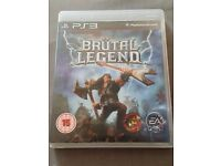 Brutal Legend (Sony PlayStation 3) - European Version