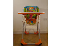 Chicco Highchair Polly 2 in 1