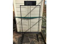 Metal stand (free standing)
