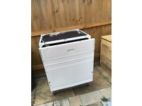Integrated dishwasher for parts or not working