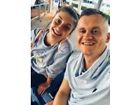 couple looking for 1 bed flat, 600pm including bills