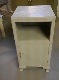 Bedside Cabinet (Vintage)