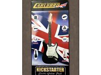 CARLSBRO GUITAR & AMPLIFIER PACKAGE - Boxed as new with accessories. See description.