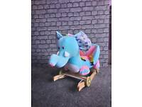 Rocking elephant 2 in 1